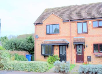 Thumbnail 3 bed end terrace house for sale in Camp Hill, Bugbrooke, Northampton
