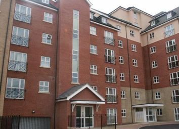 Thumbnail 1 bed flat to rent in Brittania House, Palgrave Road