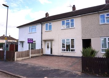 Thumbnail 2 bed terraced house for sale in Ilford Road, Mackworth