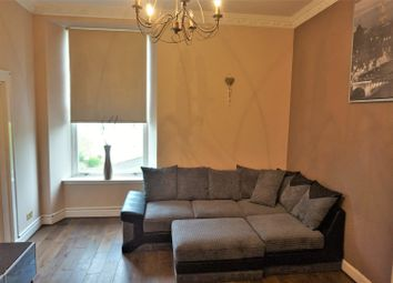 Thumbnail 1 bed flat for sale in 163c Bank Street, Coatbridge