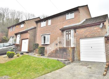 Thumbnail 3 bed detached house for sale in The Vale, Horndean