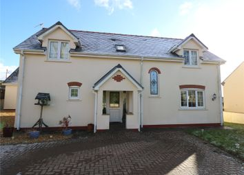 Thumbnail 4 bed detached house for sale in Michaels Walk, Cosheston, Pembroke Dock