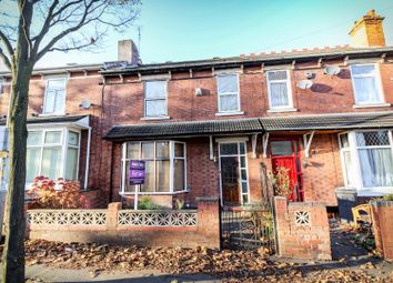 Thumbnail 4 bed terraced house for sale in Lea Road, Wolverhampton