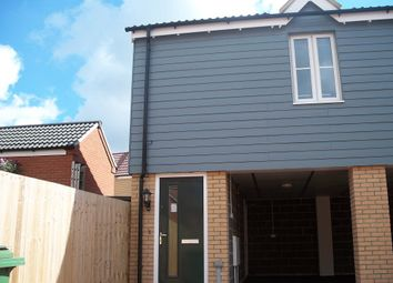 Thumbnail 1 bed property to rent in Blackhill Wood Lane, Costessey, Norwich