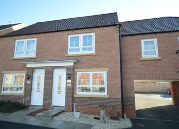 Thumbnail 2 bed terraced house for sale in Star Carr Road, Cayton, Scarborough
