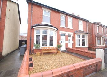 Thumbnail 2 bed semi-detached house for sale in Kirkham Avenue, Blackpool