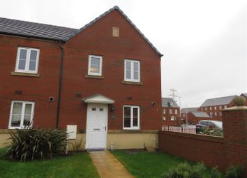 Thumbnail 3 bed end terrace house to rent in Stryd Bennett, Llanelli