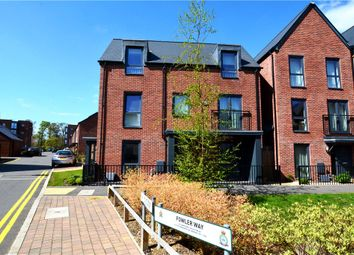 Thumbnail 4 bedroom detached house for sale in Churchill Road, Uxbridge