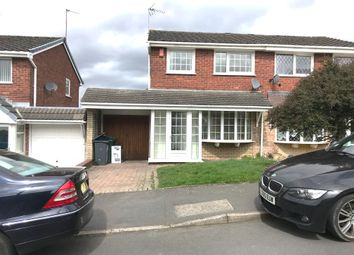 Thumbnail 3 bed semi-detached house to rent in Westmead Drive, Oldbury