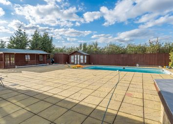 Thumbnail 4 bed detached bungalow for sale in Crowland Road, Peterborough, Peterborough