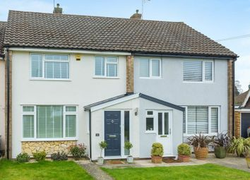 Thumbnail 3 bed terraced house for sale in Orchard Park, Holmer Green, High Wycombe