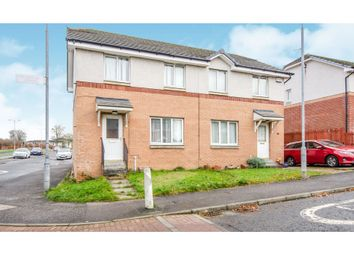 Thumbnail 3 bedroom semi-detached house for sale in Crosstobs Road, Glasgow