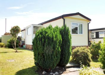 Thumbnail 1 bed mobile/park home for sale in Lee Green Lane, Church Minshull, Nantwich