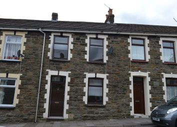 Thumbnail 2 bedroom terraced house to rent in Thomas Street, Maerdy, Ferndale