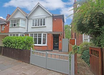 Thumbnail 6 bedroom semi-detached house for sale in Western Park Road, Leicester
