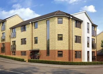 Thumbnail 2 bed flat for sale in St. Catherine Road, Basingstoke