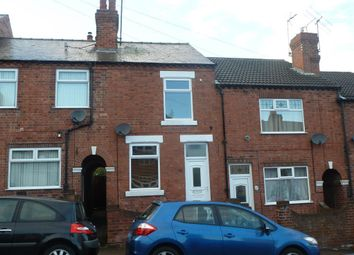 Thumbnail 3 bed terraced house to rent in Milward Road, Loscoe, Heanor