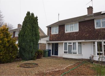 Thumbnail 3 bed semi-detached house for sale in Peacock Road, Oxford