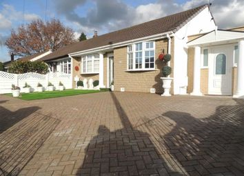Thumbnail 2 bedroom semi-detached bungalow for sale in Mansfield Crescent, Denton, Manchester