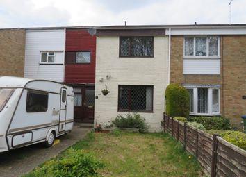 Thumbnail 2 bedroom terraced house for sale in Fairisle Road, Southampton