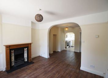 Thumbnail 2 bed terraced house to rent in Earith Road, Willingham, Cambridge