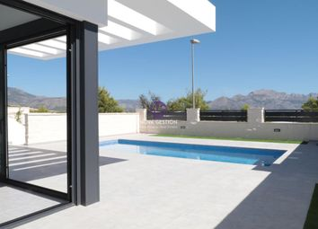 Thumbnail 3 bed chalet for sale in Polop, Alicante, Spain