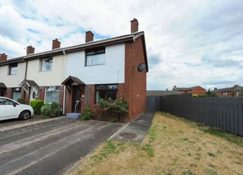 Thumbnail 2 bed terraced house for sale in Mcarthur Court, Ballymacarrett, Belfast