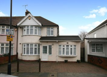 Thumbnail 4 bed end terrace house for sale in Eastcote Avenue, Wembley