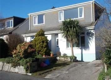 Thumbnail 3 bed detached house for sale in Poltair Road, Penryn, Cornwall