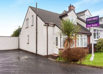 Thumbnail 3 bed semi-detached house for sale in Kylemore Park, Derry / Londonderry