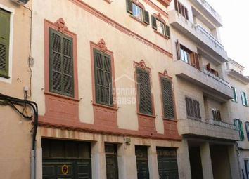 Thumbnail 11 bed town house for sale in Mahon, Mahon, Balearic Islands, Spain