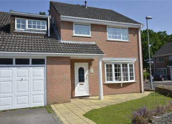 Thumbnail 4 bedroom detached house for sale in Teasel Way, West Moors, Ferndown, Dorset