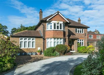 Thumbnail 5 bedroom detached house for sale in Oxshott Road, Leatherhead, Surrey