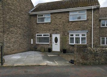 Thumbnail 3 bed terraced house for sale in Front Street, Kirk Merrington, Spennymoor