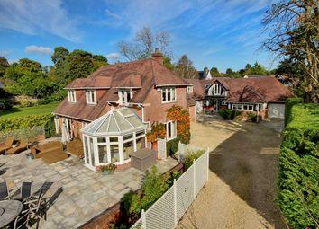 Thumbnail 6 bed detached house for sale in Broadlands Road, Brockenhurst