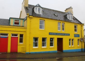 Thumbnail Leisure/hospitality for sale in Portree Independent Hostel, Old Post Office, The Green, Portree