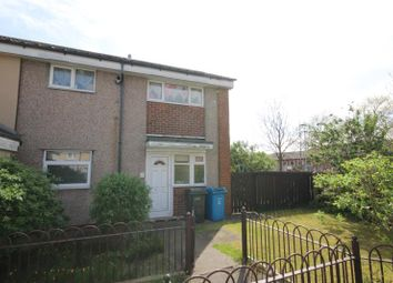 Thumbnail 2 bed end terrace house to rent in Oakington Garth, Bransholme, Hull