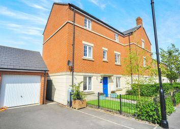Thumbnail 4 bed semi-detached house for sale in Keepers Road, Devizes
