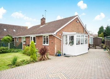 Thumbnail 2 bed bungalow for sale in The Crossings, Airmyn, Goole