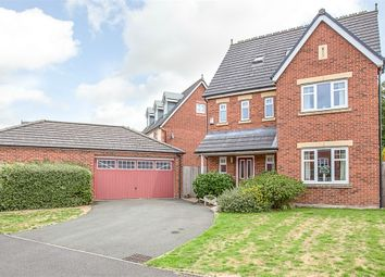 Thumbnail 4 bed detached house for sale in Silver Birch Close, Lostock, Bolton