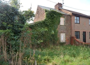 Thumbnail 1 bedroom semi-detached house for sale in 64 Mill Road, Wiggenhall St Germans, Kings Lynn, Norfolk