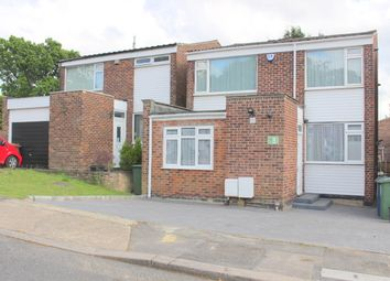 Thumbnail 6 bed detached house to rent in Kynaston Wood, Harrow Weald