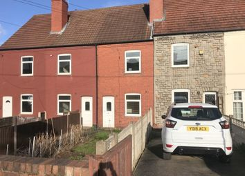 Thumbnail 4 bed terraced house to rent in Brunner Avenue, Shirebrook, Mansfield