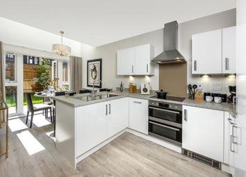 "Thumbnail 4 bed terraced house for sale in ""Linen I"" at Hackbridge Road, Wallington"