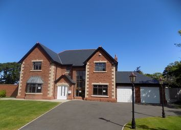 Thumbnail 4 bedroom detached house for sale in Park Lane, Preesall