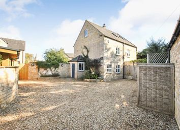 Thumbnail 5 bed detached house for sale in The Green, Ketton, Stamford