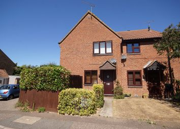 Thumbnail 1 bedroom end terrace house for sale in The Drakes, Shoeburyness, Southend-On-Sea