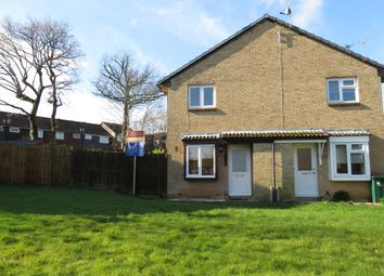 Thumbnail 1 bed terraced house for sale in Muirfield Close, Ifield, Crawley
