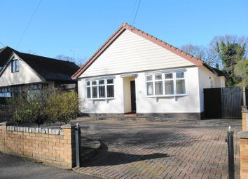 Thumbnail 2 bed detached bungalow for sale in Glenwood Avenue, Leigh On Sea, Essex