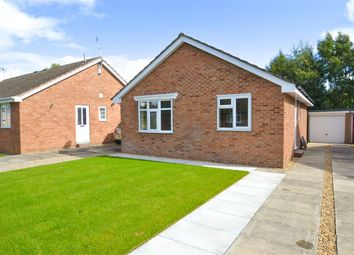Thumbnail 2 bed detached bungalow for sale in Malbys Grove, Copmanthorpe, York